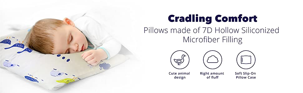 Baby Pillow Celeep