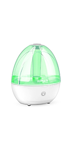 Amazon Com Cool Mist Humidifier Humidifier For Bedroom