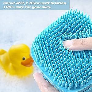 back cleaner brush for women back scrubber bathing scrubber body brush for women body cleaner brush