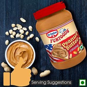 Dr Oetker Fun Foods Peanut Butter Creamy, 2.5 kgs