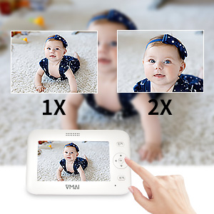 baby camera two way talk function talk back function dual way talk communication