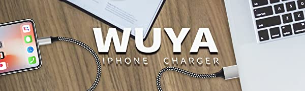 WUYA iPhone Charger