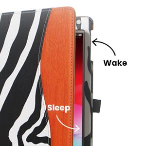 auto sleep and wake for ipad 9.7
