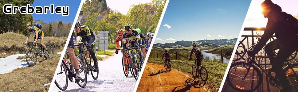 Fahrradhandschuhe,Radsporthandschuhe rutschfeste und Stoßdämpfende Mountainbike Handschuhe
