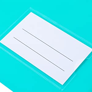 Label pocket to classify documents easily