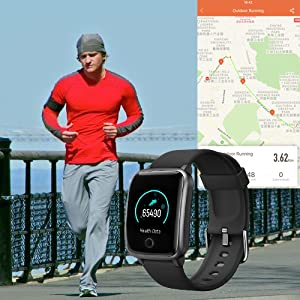 Sports Tracking & GPS Connectivity