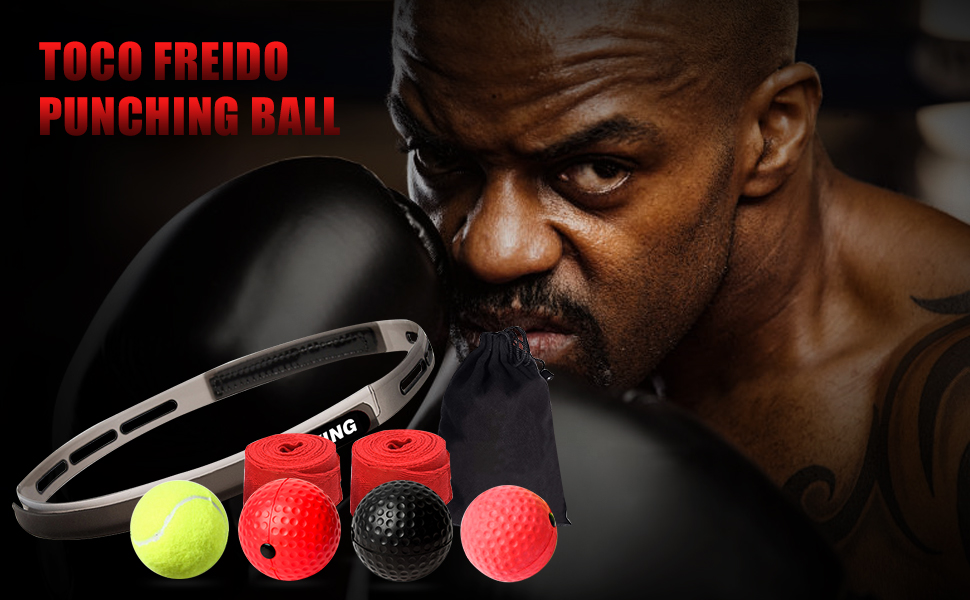 reflex ball for boxing