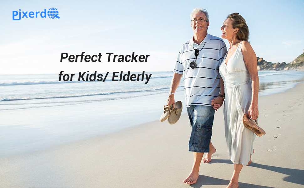 Perfect Tracker for Kids/ Elderly
