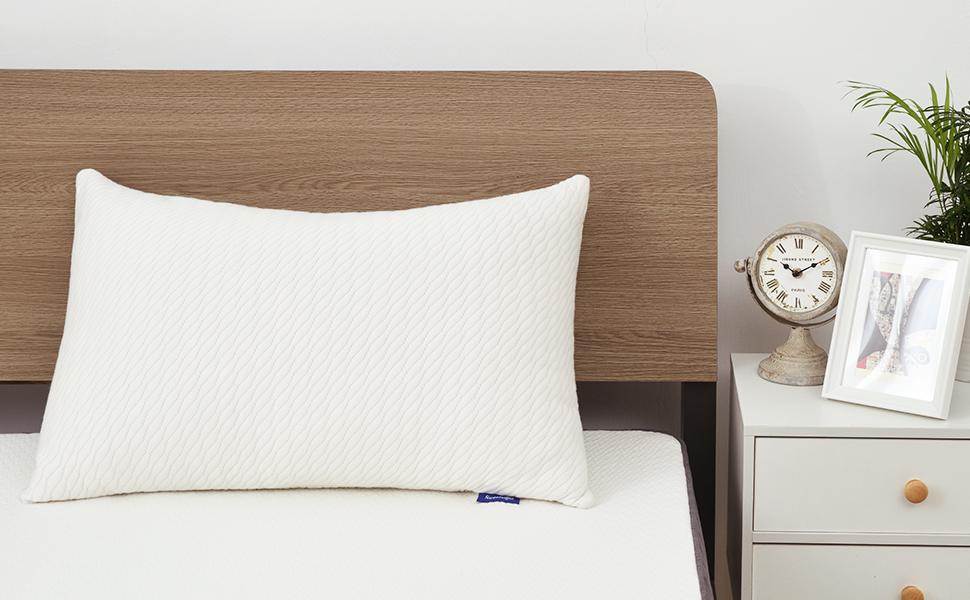 Sweetnight Pillow Case White, Pillow