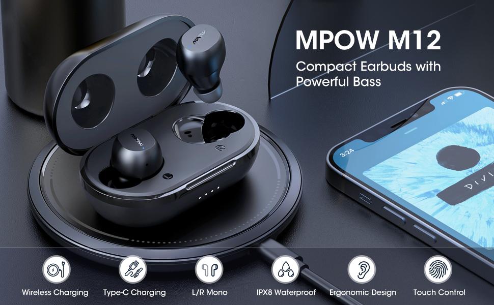 wireless earbuds bluetooth earbuds wireless earphones