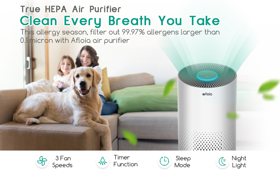 In this special period, it is necessary to have a air purifier