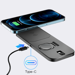 wireless charger android fast charge  wireless charger stand type c wireless charger android