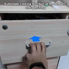 Soft/Self close drawer slides