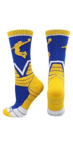 Victory Basketball Socks