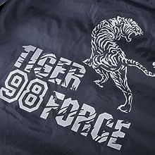 TIGER FORCE Coat for Men