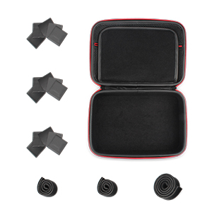 DIY Carrying Case Compatible with GoPro Hero 7/6/5/4/3+/3/