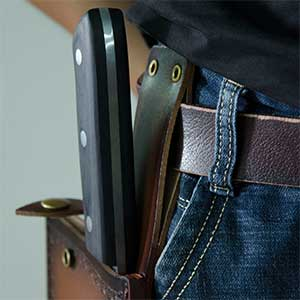 knife cover case