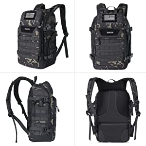 mosiso tactical shoulder bag