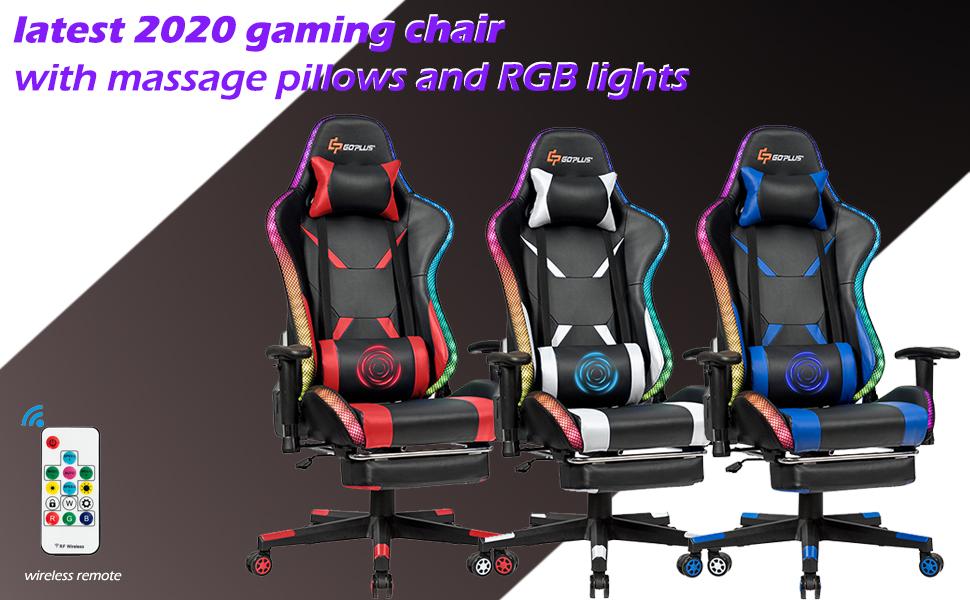 gaming chair rgb