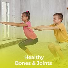 healthy bones joints
