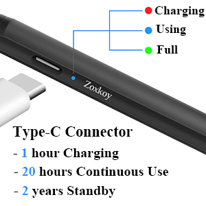 stylus pen for touch screen