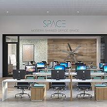 Genesis Ceiling Tiles Office