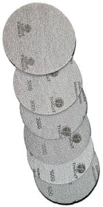 trucut sanding pad 6 pack 500 1000 1500 2000 3000 p5000d