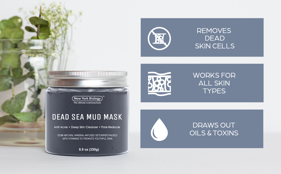 New York Biology Mud Mask