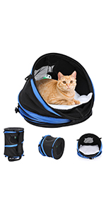 Collapsible Cat Carrier