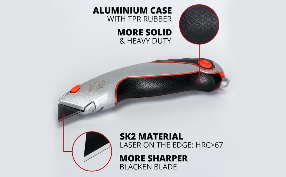 Kutir Premium Utility Knife