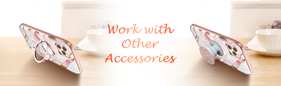 work with other accessories