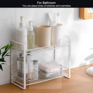 FOR TOILETRIES AND COSMETICS