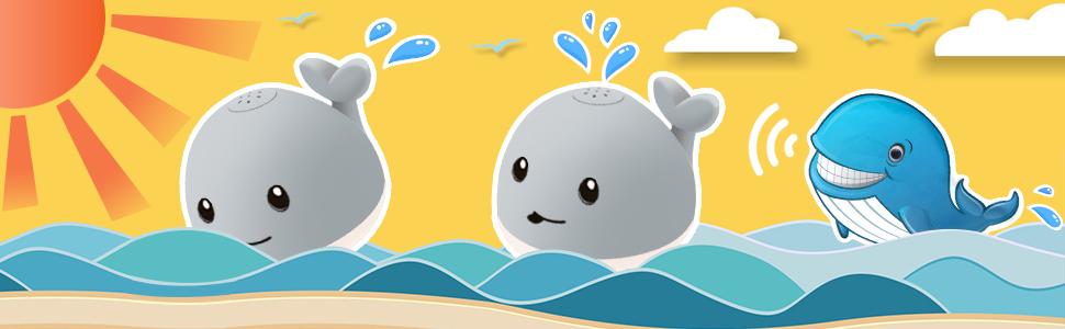 baby toddler bath toys whale automatic spray water bathtub toy-1