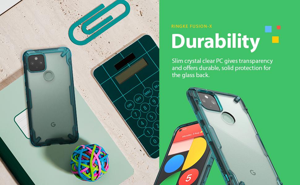 pixel 5 case back cover