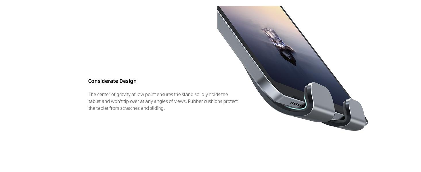 tablet holder for desk