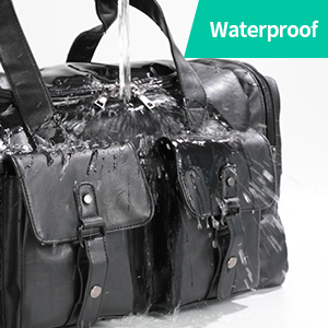 Waterproof travel bags for men