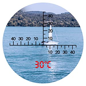 Temperature & Range measurement function