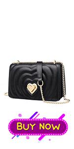 Heart shape Chain Bag