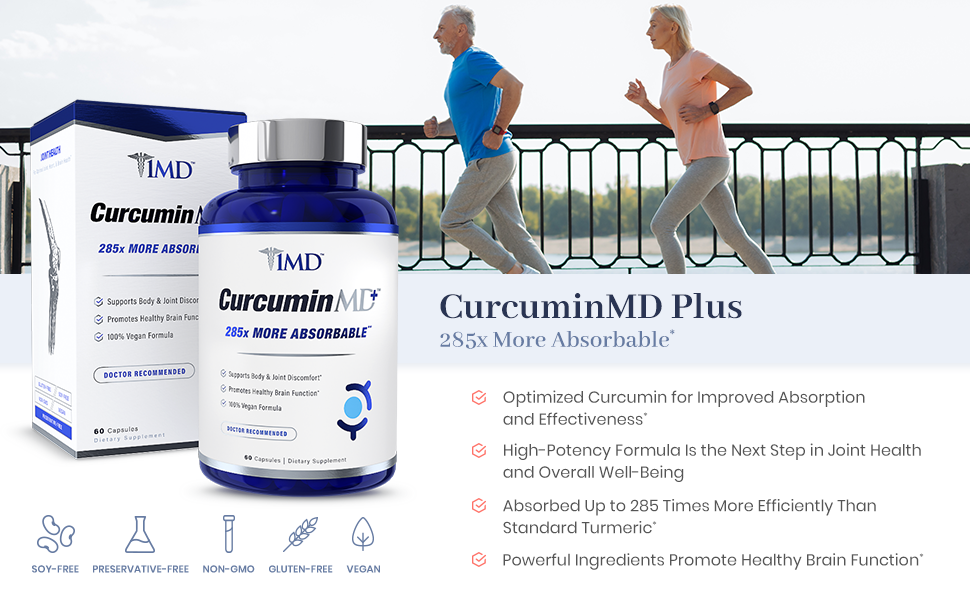 curcuminMD plus