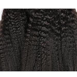 Kinky Straight Hair Bundles