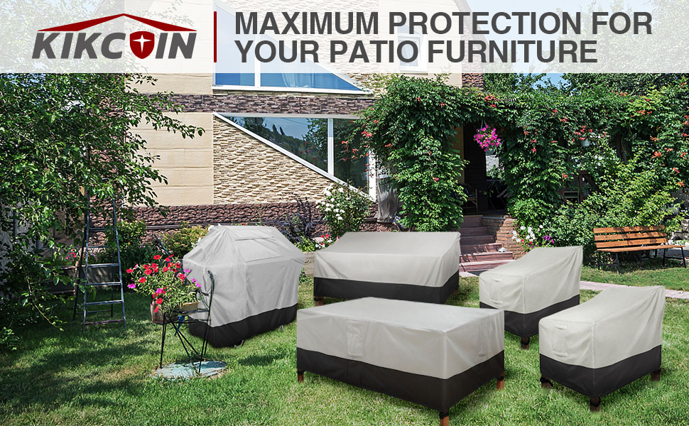 patio loveseat covers