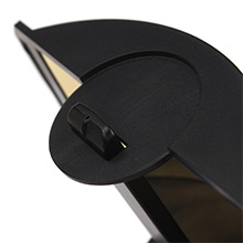 Conception flexible, technologie de moule, trépan précis, facile à installer.