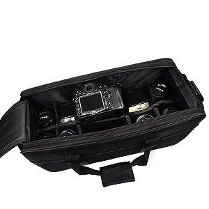 Custodia per fotocamera Canon DSLR grande