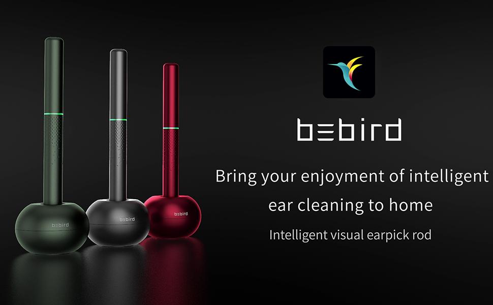 Bebird M9 Pro Otoscope