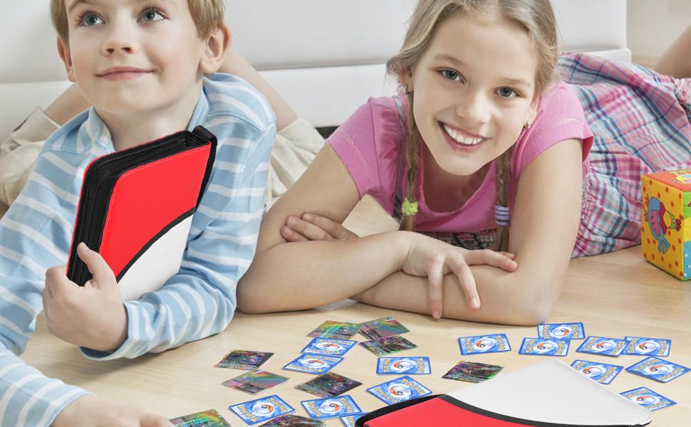 pokemon card binder