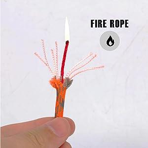 firerope