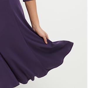 fluid drapes fabric