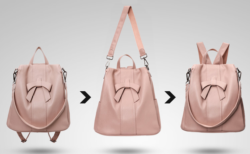 Bowknot Backpack