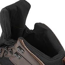 Waterproof hiking boots for men