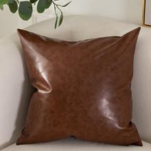brown pillowcases